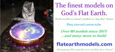 Flat Earth Models
