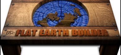 Flat Earth Builder
